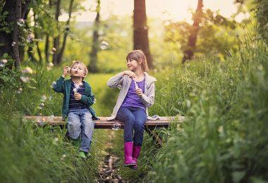 Pavasario stovyklos vaikams ir paaugliams