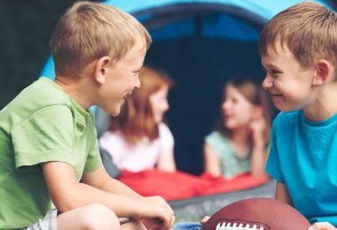 Sušvelninti sveikatos saugos reikalavimai vaikų vasaros stovykloms