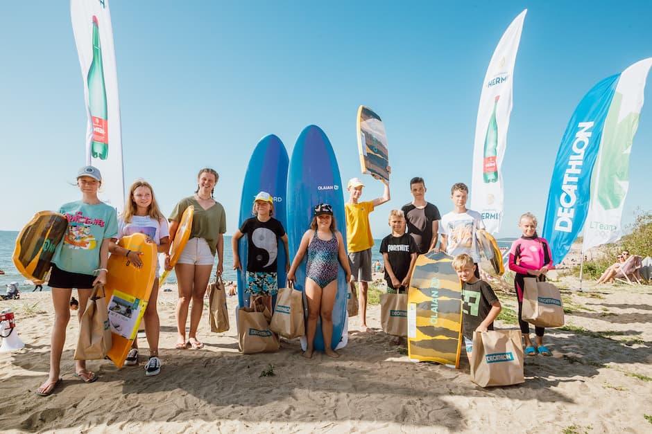 surf camp klaipeda